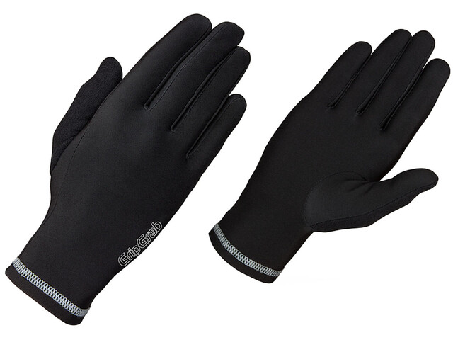GripGrab Running Basic Gloves Black